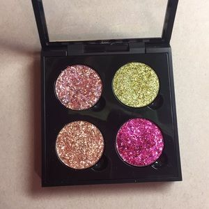 COLOURPOP PRESSED GLITTERS (with palette)